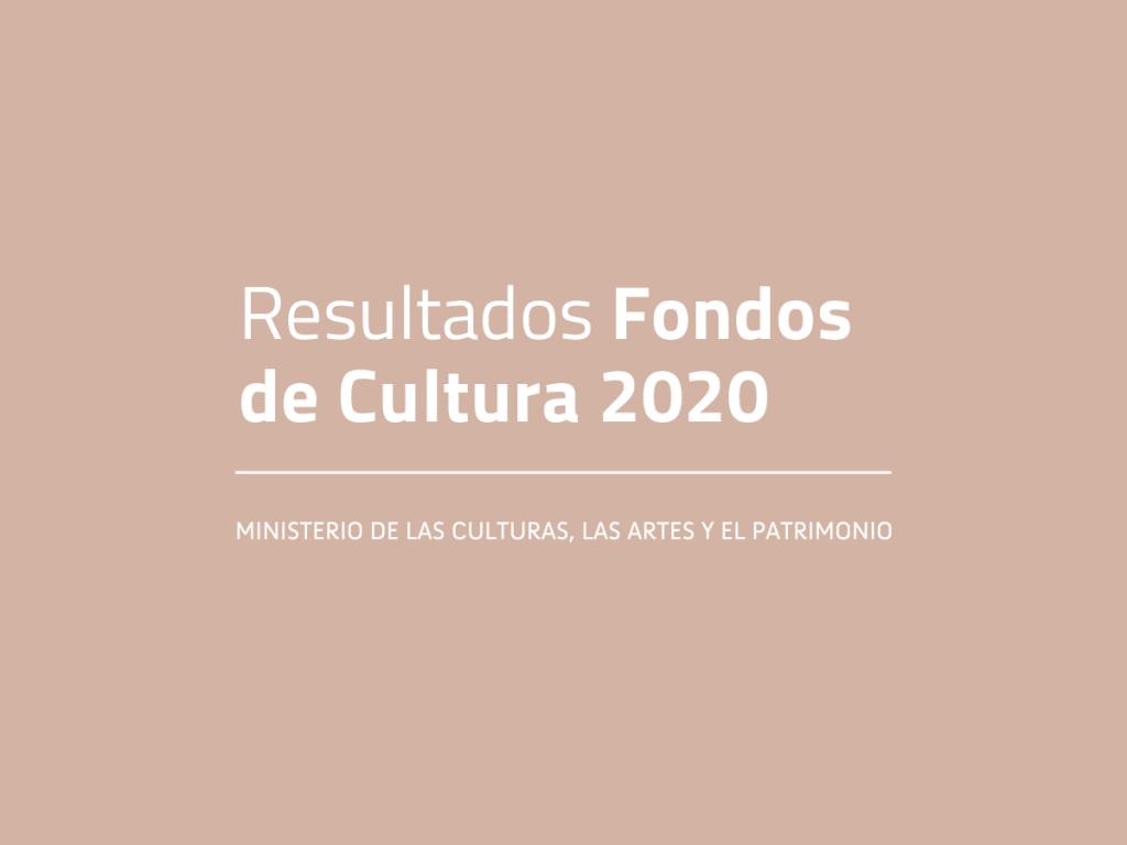 Fondart 2020